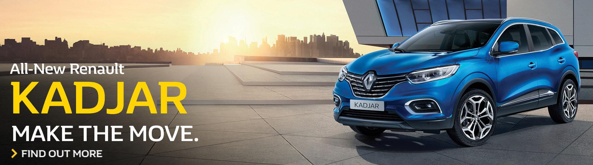 New Renault Kadjar