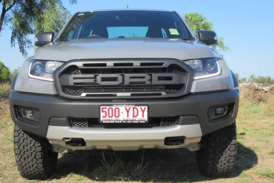 2018 MYor Ford Ranger PX MkIII Double Cab Pick Up Utility