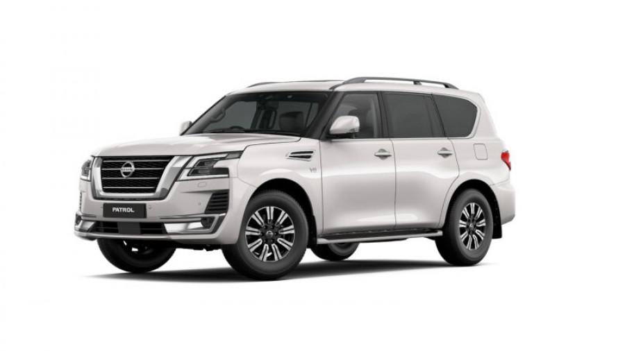 2020 Nissan Patrol Y62 Series 5 Ti-L Suv Image 36