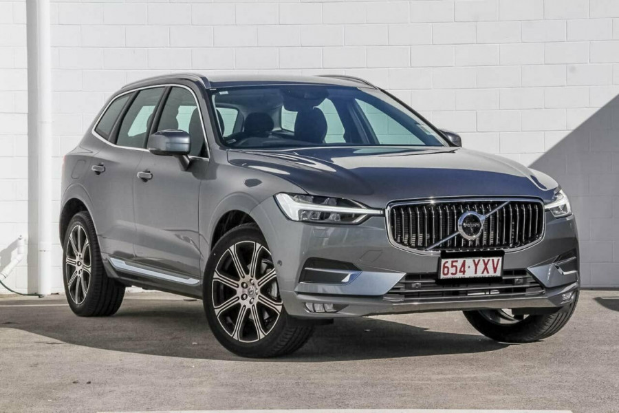 2018 MY19 Volvo XC60 UZ T5 Inscription Suv Mobile Image 1