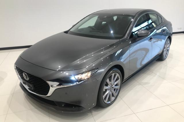 2019 Mazda 3 BP2S7A G20 Touring Sedan