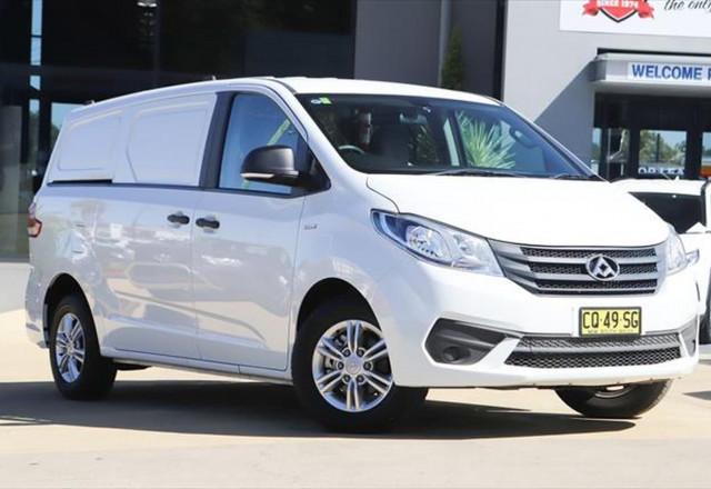 2018 LDV G10 SV7C Van