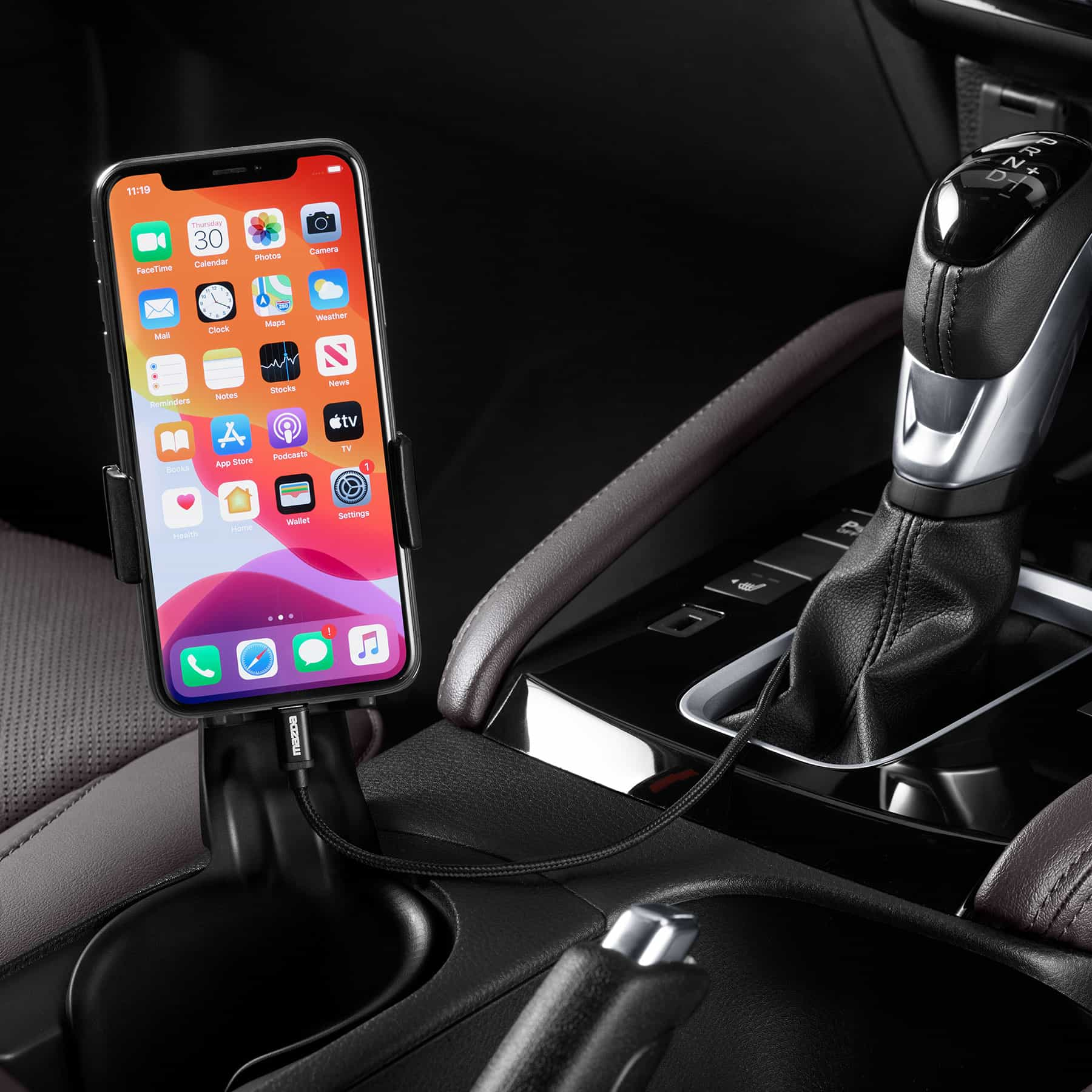 Mobile Phone Holder - Apple