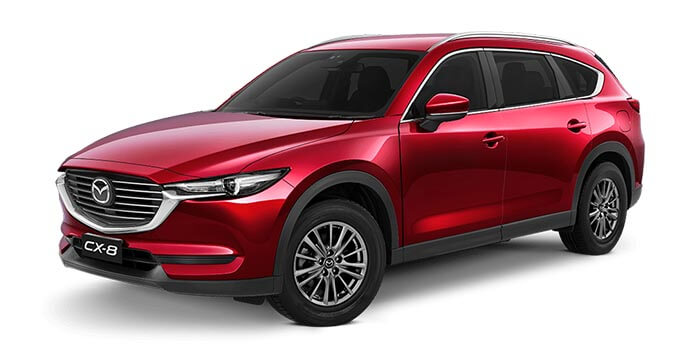 2019 MY18 Mazda CX-8 KG Sport Suv