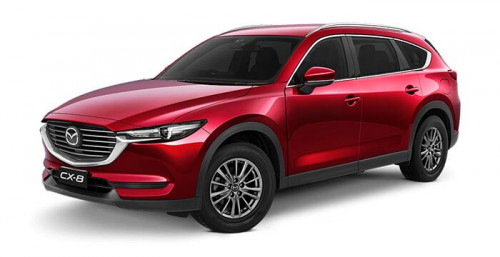2018 Mazda CX-8 KG Sport Other