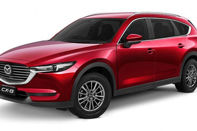 2018 Mazda CX-8 KG Sport Other