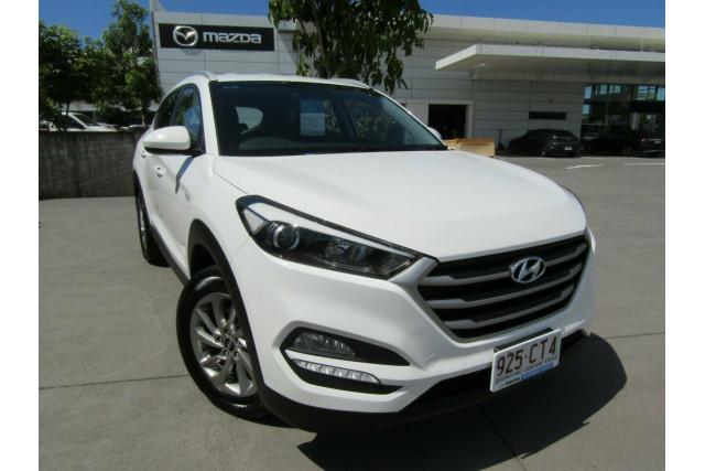 2018 Hyundai Tucson TL2 MY18 Active 2WD Suv