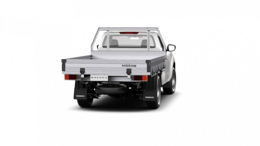 2021 Nissan Navara D23 Single Cab SL Cab Chassis 4x4 Cab chassis Image 21