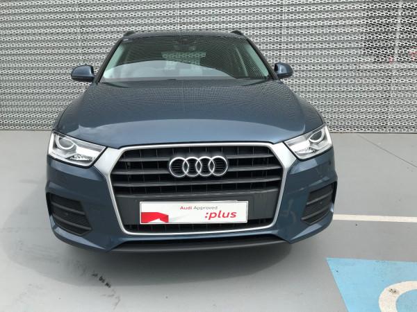 2017 MY18 Audi Q3 8U MY18 TFSI Suv