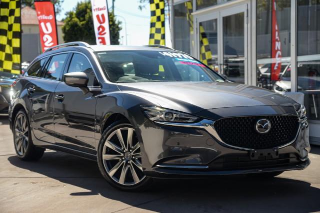 2018 Mazda 6 GL1032 GT Wagon