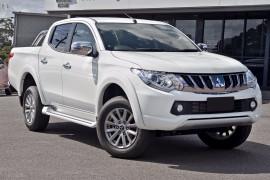 Mitsubishi Triton GLS Double Cab Pick Up 4WD MQ
