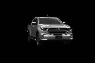 2020 MY21 Mazda BT-50 TF XTR 4x4 Pickup Utility crew cab Image 5