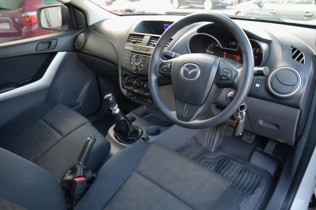 2015 Mazda BT-50 UR XT Cab chassis Image 11