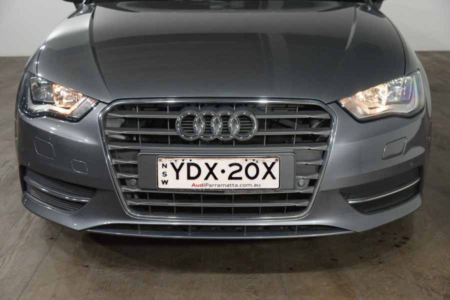 2015 Audi A3 S/Back 1.4 Tfsi Attraction Cod