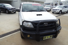 Toyota HiLux SR 4x4 Double-Cab Pick-up