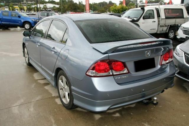 2008 Honda Civic 8th Gen MY08 VTi-L Sedan