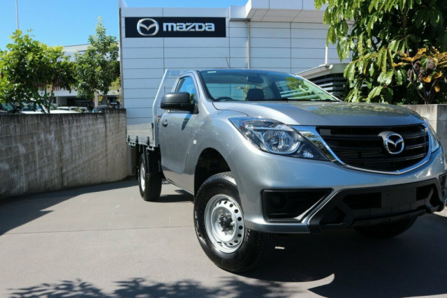 2020 Mazda BT-50 UR 4x2 2.2L Single Cab Chassis XT Cab chassis