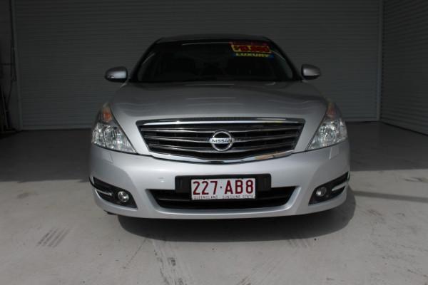 2011 Nissan Maxima J32 250 Sedan