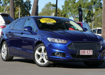 Ford Mondeo Trend SelectShift MD 2017.00MY
