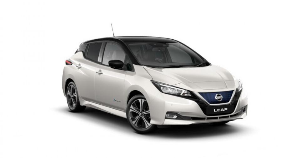 2020 Nissan LEAF ZE1 LEAF Hatchback Image 7
