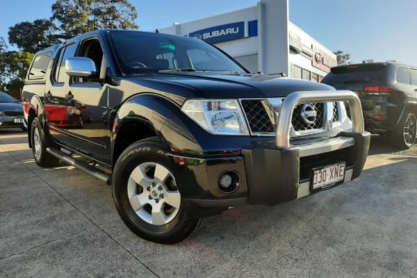Nissan Navara Ute D40 ST-X
