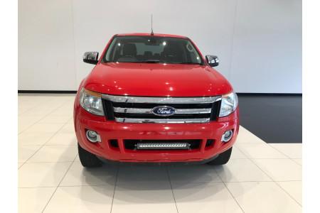 2013 Ford Ranger PX Turbo XLT Ute Image 3