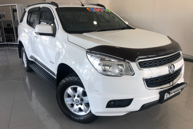 2012 Holden Colorado 7 LT