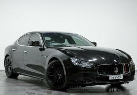Maserati Ghibli M157 MY16