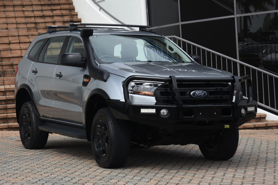 2016 Ford Everest UA Ambiente Suv