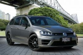 Volkswagen Golf R DSG 4MOTION Wolfsburg Edition VII MY16