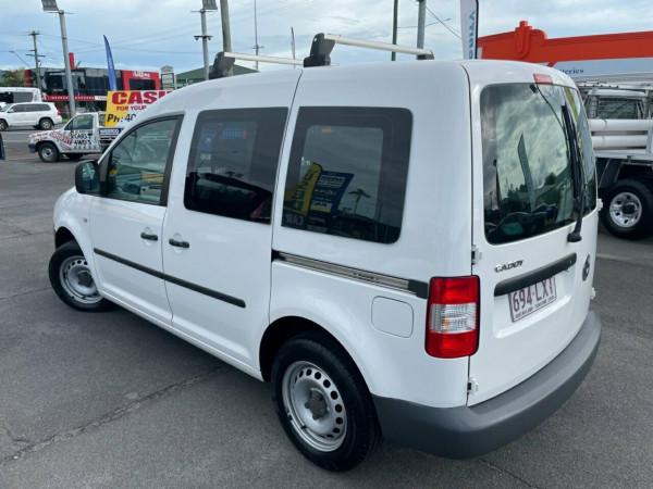 2009 Volkswagen Caddy 2KN SWB Van