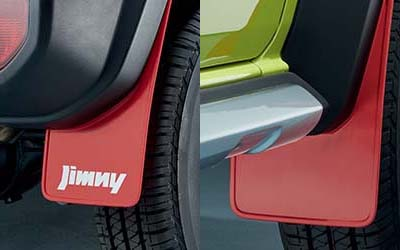 "<img src=""Mud Flaps - Red"
