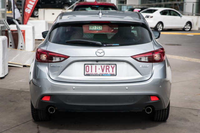 2015 Mazda 3 BM Series SP25 Astina Hatch Hatchback Image 3