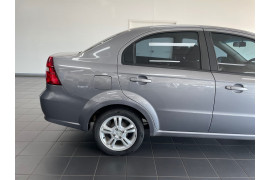 2011 Holden Barina TK  Sedan Image 4