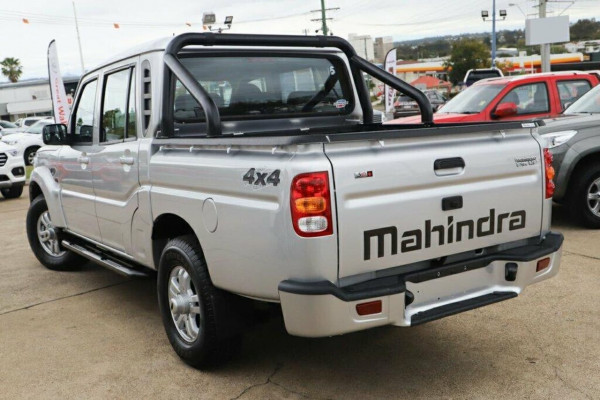 2020 Mahindra Pik-up (No Series) S10+ Utility