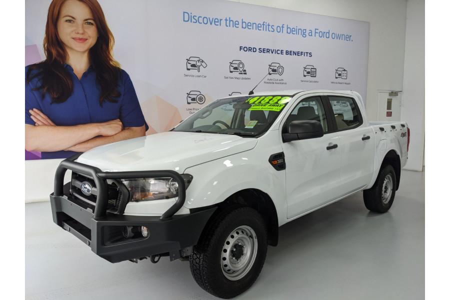 2017 MY18.00 Ford Ranger PX MKII 2018.00MY XL Utility