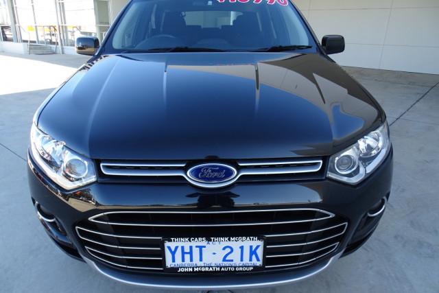2011 Ford Territory TS