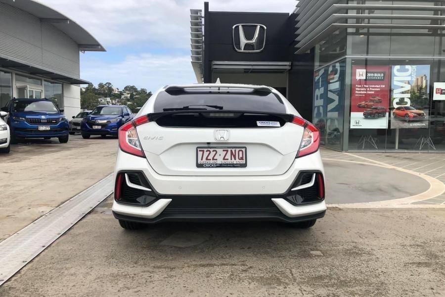 2020 Honda Civic Hatch 10th Gen VTi-S Hatchback