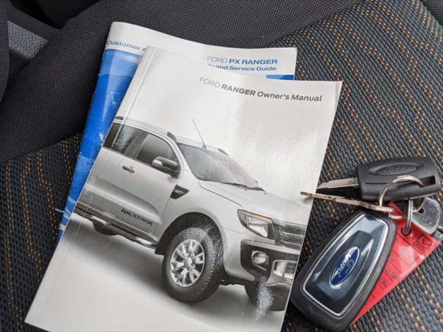 2014 Ford Ranger PX XL Cab chassis - dual cab Image 17