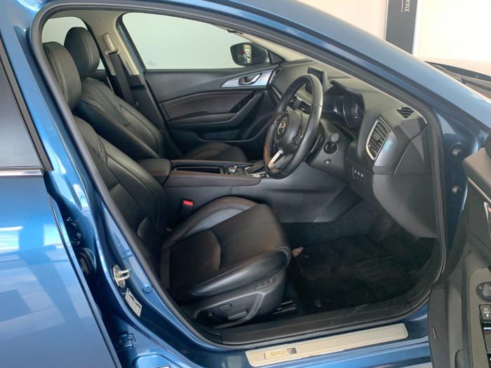 2016 Mazda 3 BM5438 SP25 Hatchback Image 14