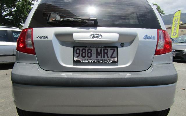 Used 2008 Hyundai Getz #U45647 - Trinity Suzuki