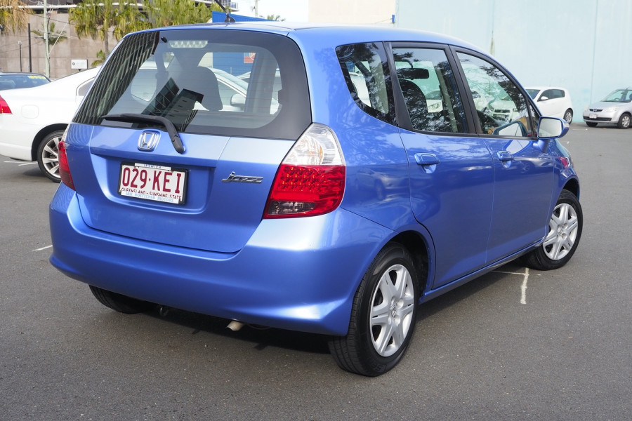 2006 MY05 Honda Jazz GD MY05 VTi Hatchback Image 15