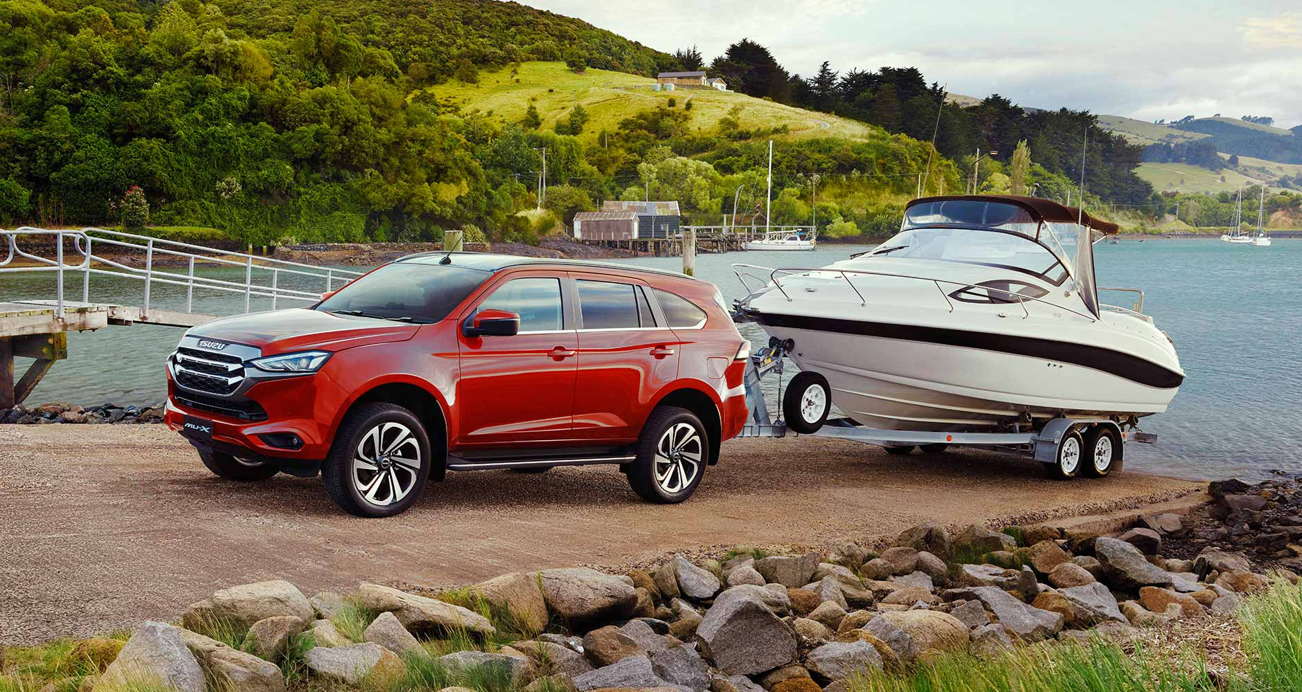 3.5T TOWING CAPACITY+ Image