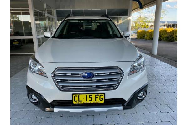 2017 Subaru Outback B6A  2.5i Suv Image 3