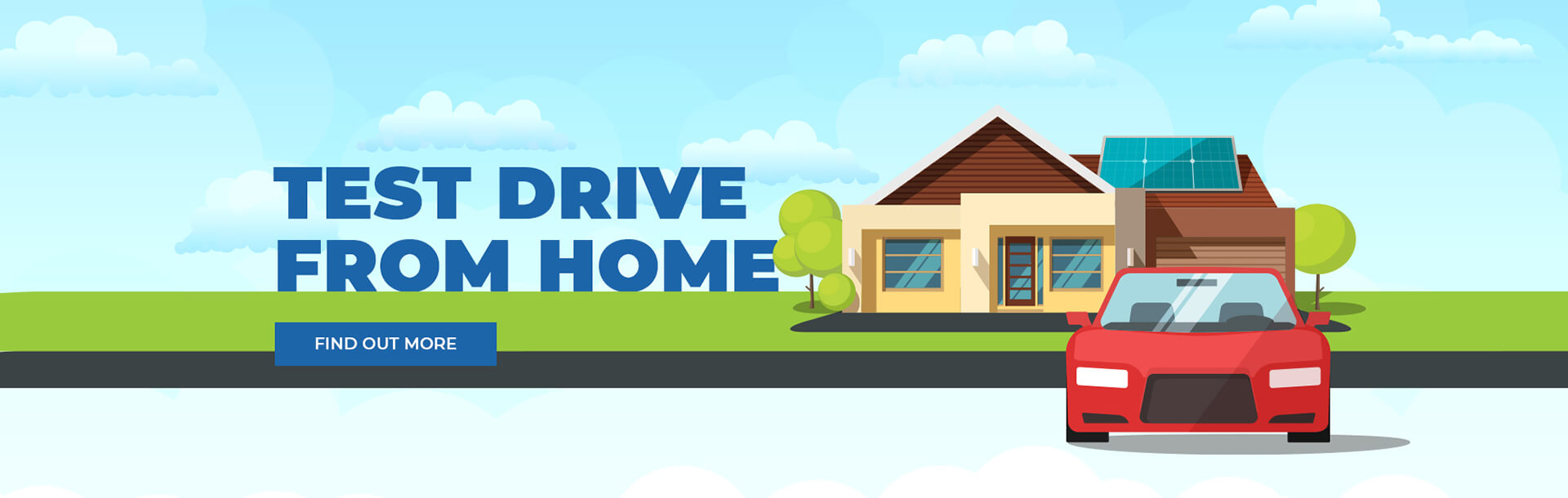 Test Drive From Home
