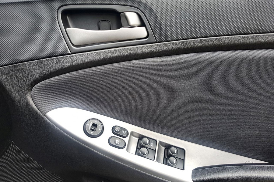 2015 Hyundai Accent RB2 MY15 Active Hatch Image 4