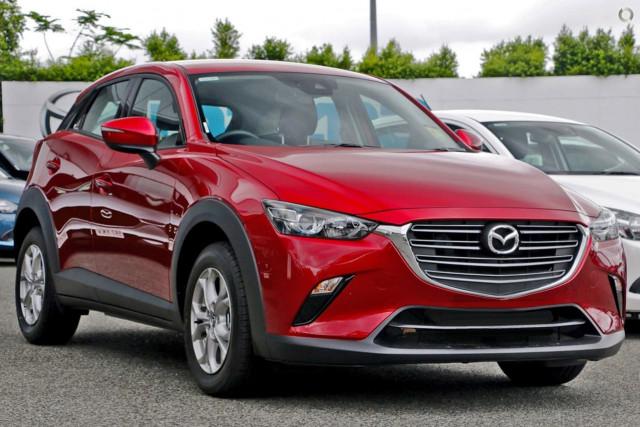 2019 MY0  Mazda CX-3 DK Maxx Sport Suv