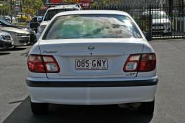 2001 Nissan Pulsar N16 ST Sedan
