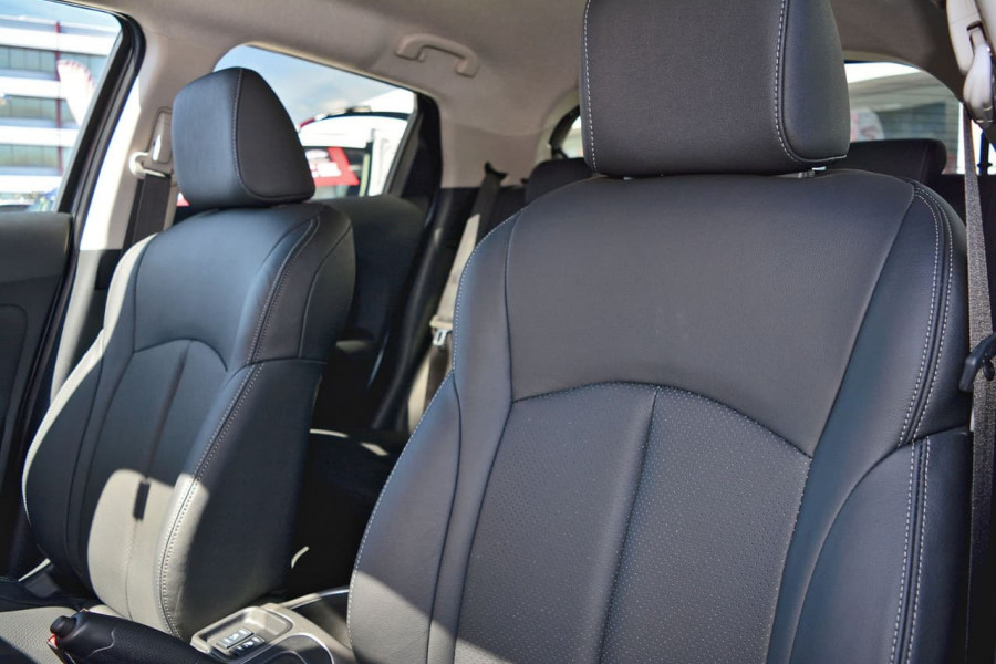 2017 MY15 Nissan JUKE F15 Series 2 Ti-S Hatchback