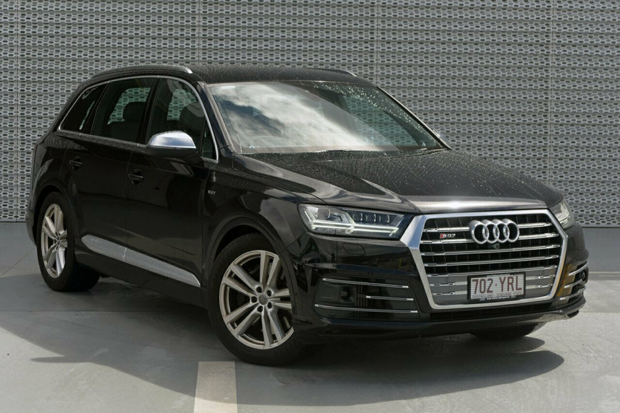 2016 MY17 Audi Sq7 4M MY17 TDI Suv Mobile Image 1